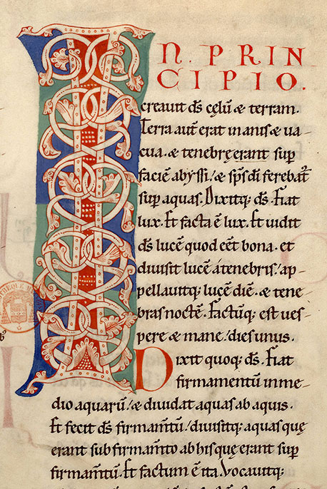 Paris, Bibl. Mazarine, ms. 0045, f. 069