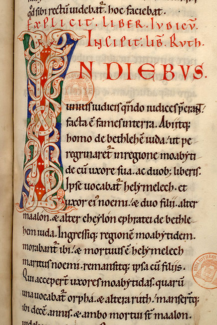 Paris, Bibl. Mazarine, ms. 0045, f. 185