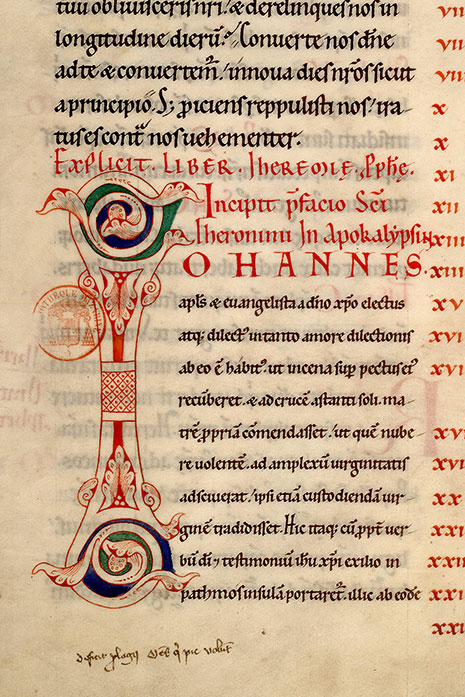 Paris, Bibl. Mazarine, ms. 0045, f. 216v