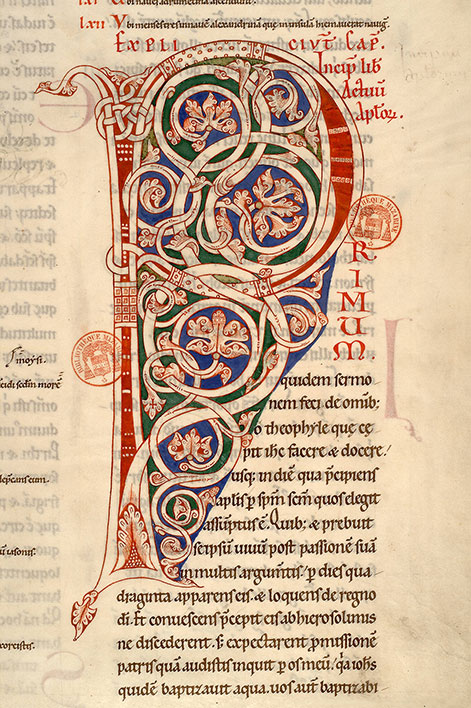 Paris, Bibl. Mazarine, ms. 0045, f. 232