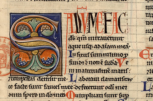 Paris, Bibl. Mazarine, ms. 0046, f. 027