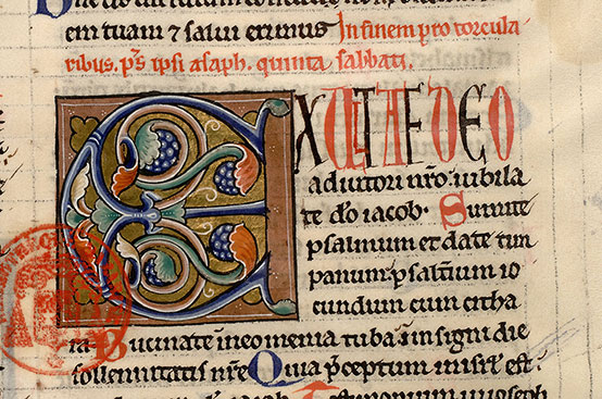 Paris, Bibl. Mazarine, ms. 0046, f. 029