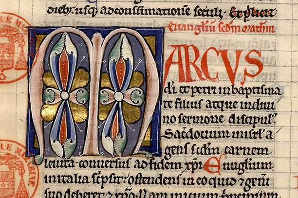 Paris, Bibl. Mazarine, ms. 0046, f. 049v