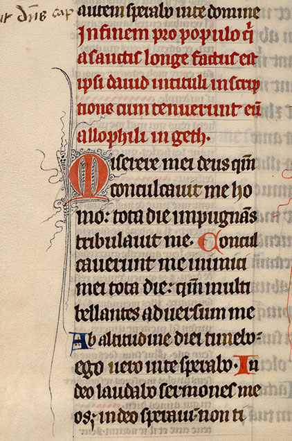 Paris, Bibl. Mazarine, ms. 0058, f. 064v