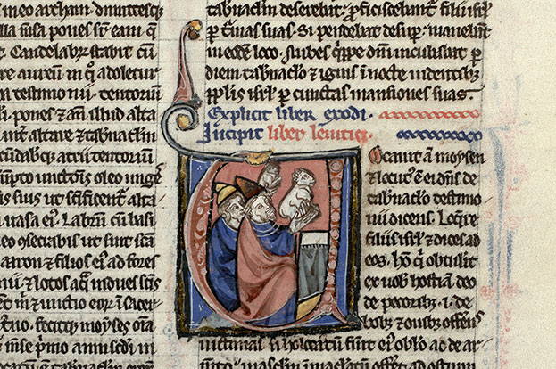 Paris, Bibl. Mazarine, ms. 0015, f. 039