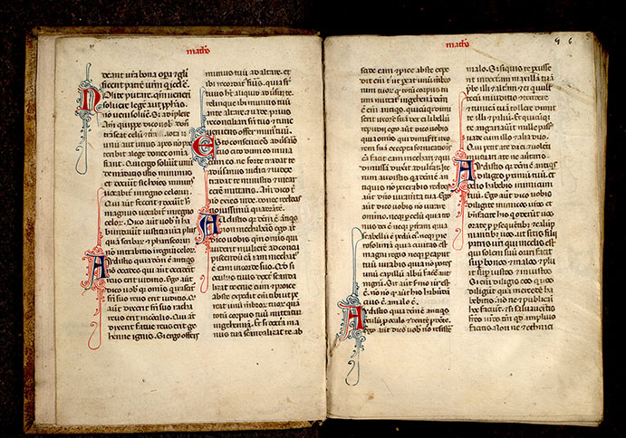 Paris, Bibl. Mazarine, ms. 0061, f. 004v-005