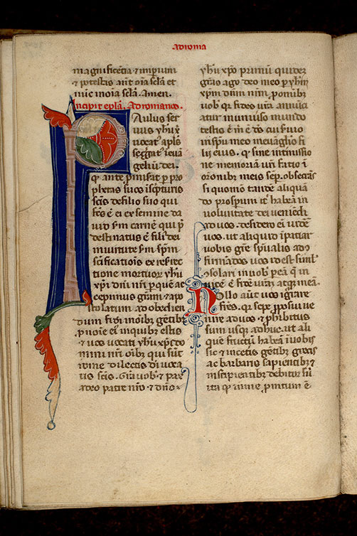 Paris, Bibl. Mazarine, ms. 0061, f. 165v