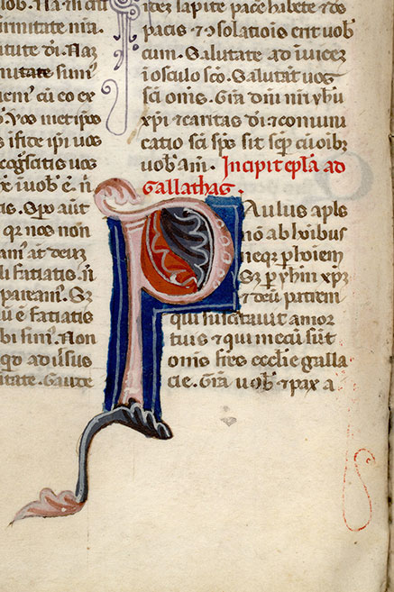 Paris, Bibl. Mazarine, ms. 0061, f. 198v