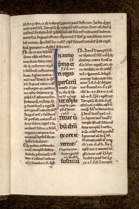Paris, Bibl. Mazarine, ms. 0086, f. 003