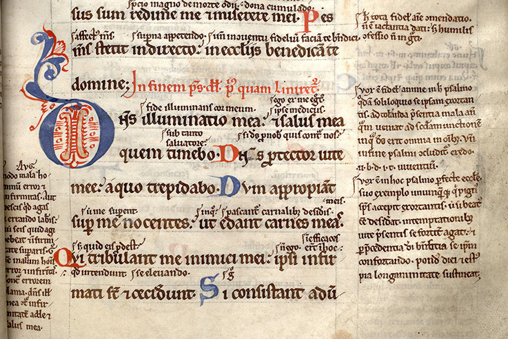 Paris, Bibl. Mazarine, ms. 0088, f. 026