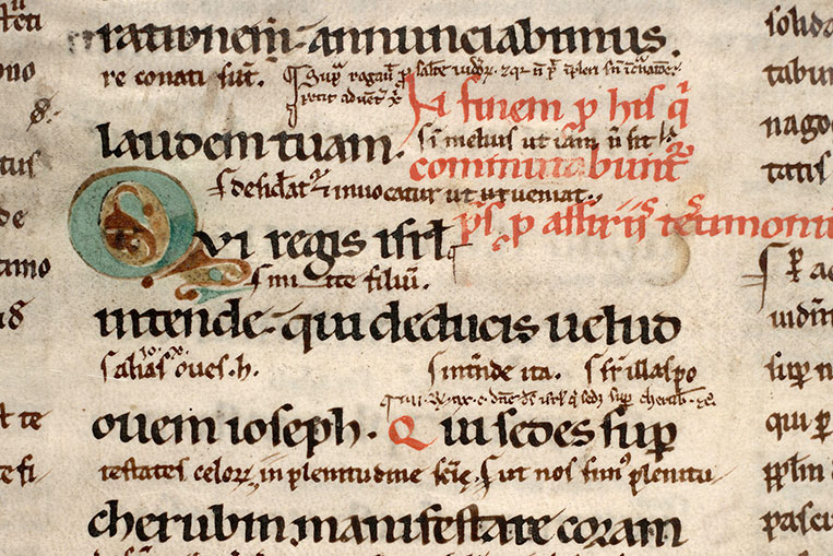Paris, Bibl. Mazarine, ms. 0089, f. 113