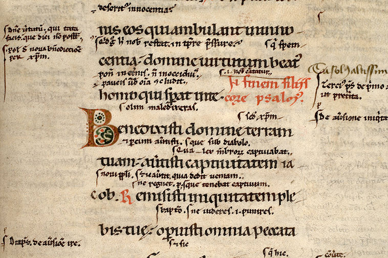 Paris, Bibl. Mazarine, ms. 0089, f. 118