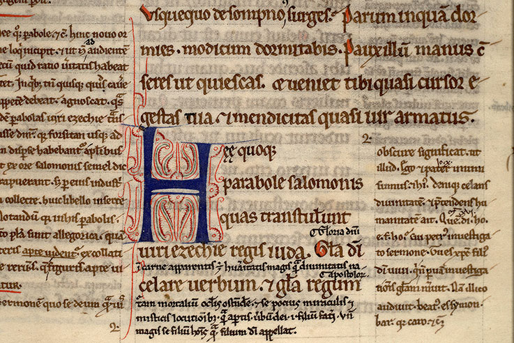 Paris, Bibl. Mazarine, ms. 0095, f. 040