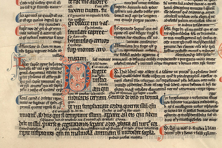 Paris, Bibl. Mazarine, ms. 0096, f. 036
