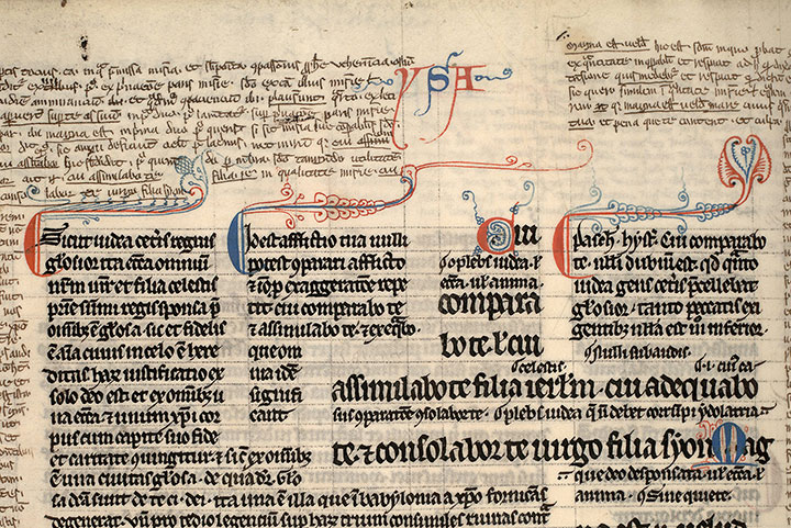 Paris, Bibl. Mazarine, ms. 0100, f. 098v