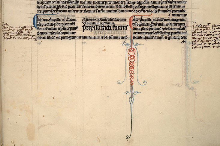 Paris, Bibl. Mazarine, ms. 0100, f. 116