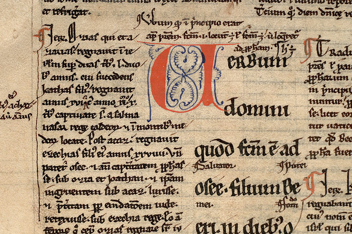 Paris, Bibl. Mazarine, ms. 0106, f. 001v