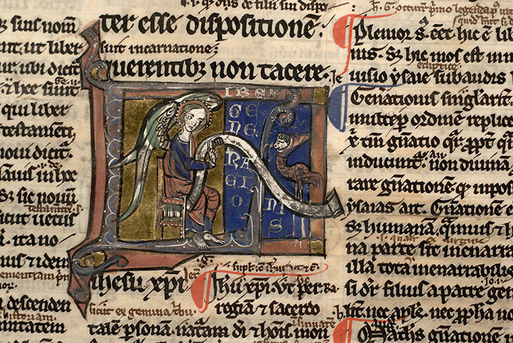 Paris, Bibl. Mazarine, ms. 0112, f. 002v