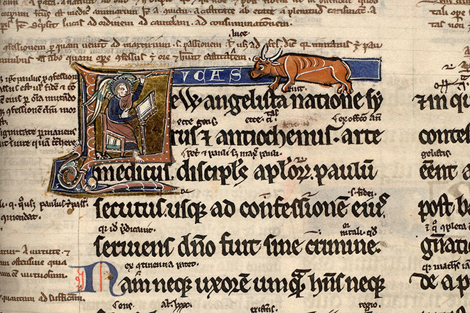 Paris, Bibl. Mazarine, ms. 0112, f. 116