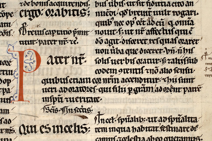 Paris, Bibl. Mazarine, ms. 0115, f. 031