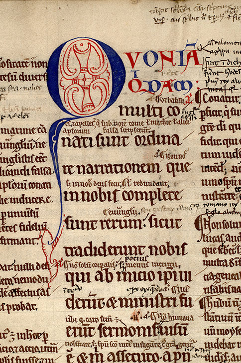 Paris, Bibl. Mazarine, ms. 0122, f. 003v