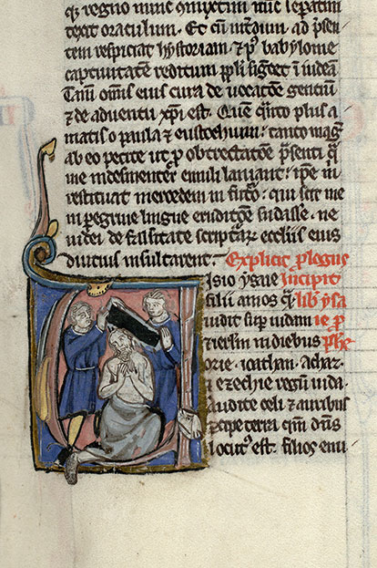 Paris, Bibl. Mazarine, ms. 0015, f. 272