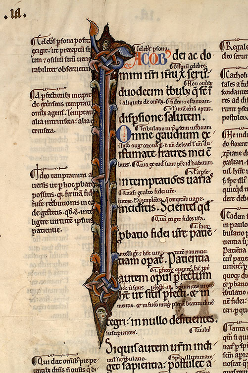 Paris, Bibl. Mazarine, ms. 0124, f. 002