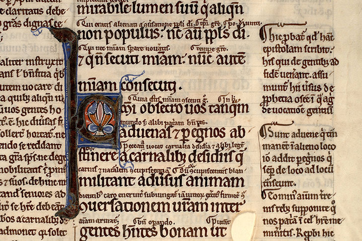 Paris, Bibl. Mazarine, ms. 0124, f. 011v