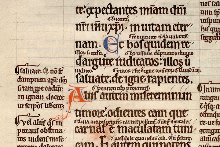 Paris, Bibl. Mazarine, ms. 0124, f. 036