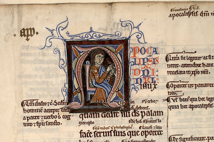 Paris, Bibl. Mazarine, ms. 0124, f. 093