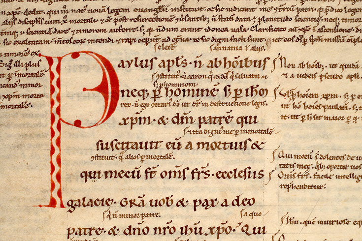 Paris, Bibl. Mazarine, ms. 0125, f. 071