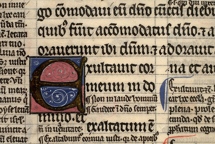 Paris, Bibl. Mazarine, ms. 0133, f. 005v