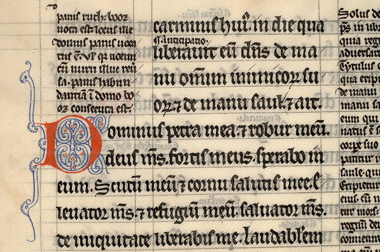 Paris, Bibl. Mazarine, ms. 0133, f. 098