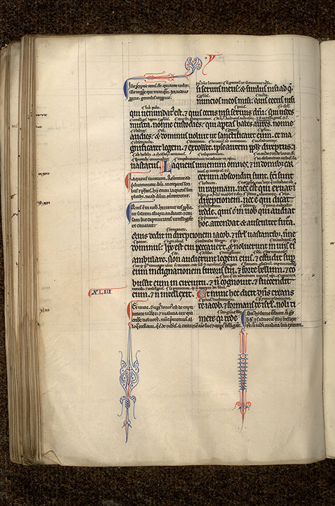 Paris, Bibl. Mazarine, ms. 0138, f. 091v