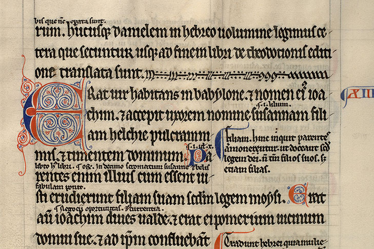 Paris, Bibl. Mazarine, ms. 0139, f. 191
