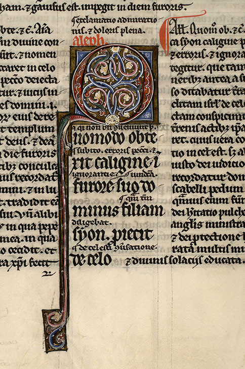 Paris, Bibl. Mazarine, ms. 0140, f. 142v