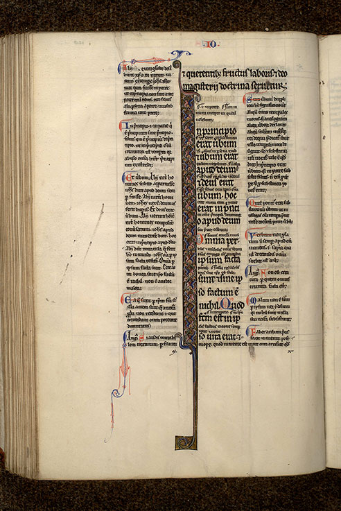 Paris, Bibl. Mazarine, ms. 0142, f. 121v