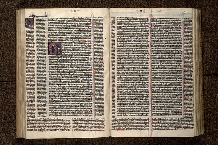 Paris, Bibl. Mazarine, ms. 0145, f. 177v-178