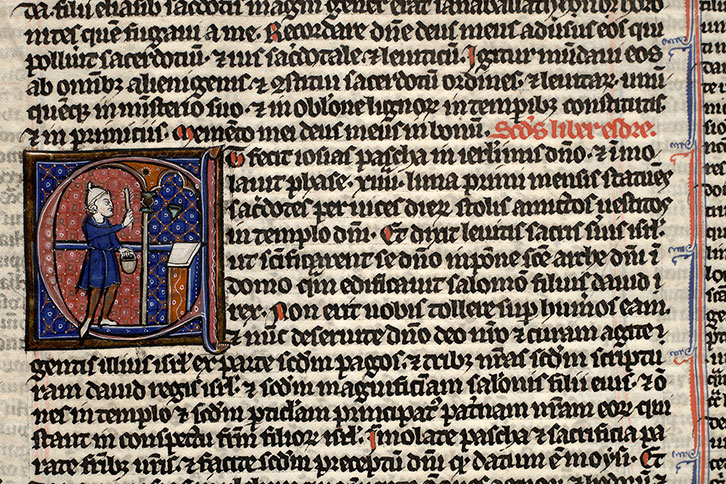 Paris, Bibl. Mazarine, ms. 0145, f. 177v