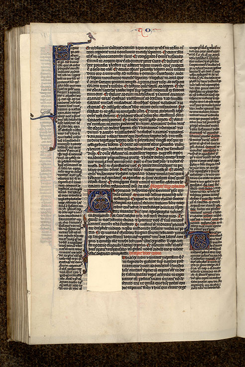 Paris, Bibl. Mazarine, ms. 0145, f. 181v