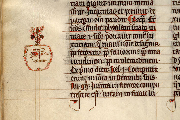 Paris, Bibl. Mazarine, ms. 0156, f. 165v