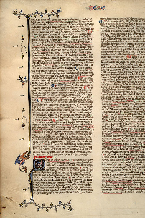 Paris, Bibl. Mazarine, ms. 0158, f. 097v