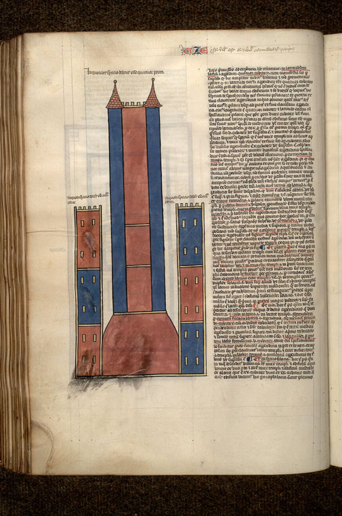 Paris, Bibl. Mazarine, ms. 0158, f. 124v