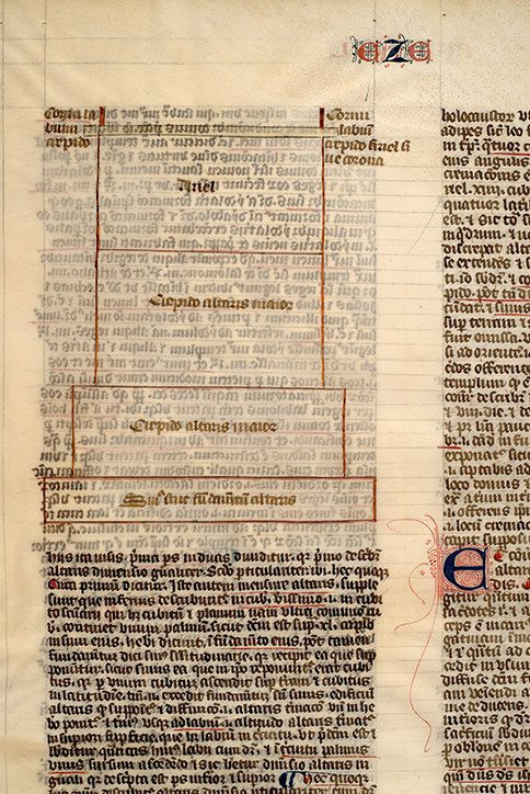 Paris, Bibl. Mazarine, ms. 0158, f. 127v