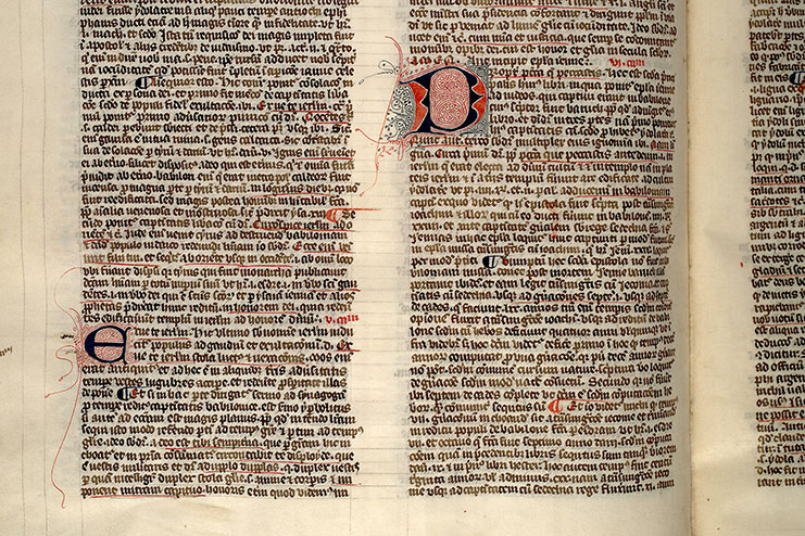 Paris, Bibl. Mazarine, ms. 0158, f. 188v