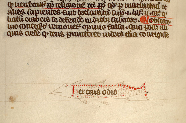 Paris, Bibl. Mazarine, ms. 0158, f. 205v