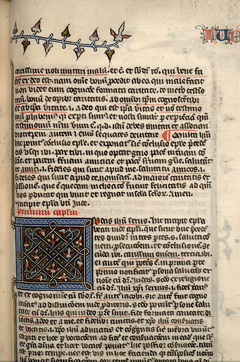 Paris, Bibl. Mazarine, ms. 0159, f. 195