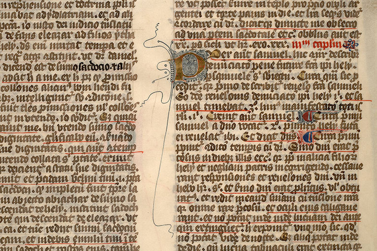 Paris, Bibl. Mazarine, ms. 0166, f. 006