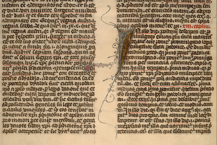 Paris, Bibl. Mazarine, ms. 0167, f. 026
