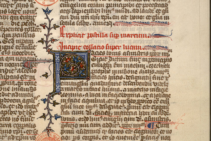 Paris, Bibl. Mazarine, ms. 0167, f. 067